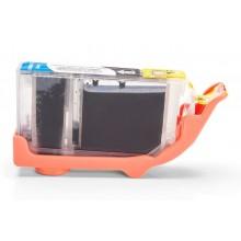 Kompatible Druckerpatrone zu Canon CLI-8BK fotoblack mit Chip