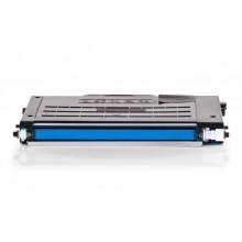 Kompatibler Toner zu Samsung CLP-510, cyan (ECO)