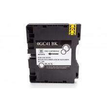Kompatible Gelkartusche zu Ricoh 405765/GC-41KL, black