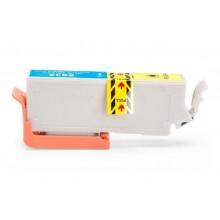 Kompatible Druckerpatrone zu Epson 26XL / C13T26324010, cyan (ECO)