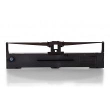 Kompatibles Nylonband zu Epson C13S015337/LQ-590/FX-890, black